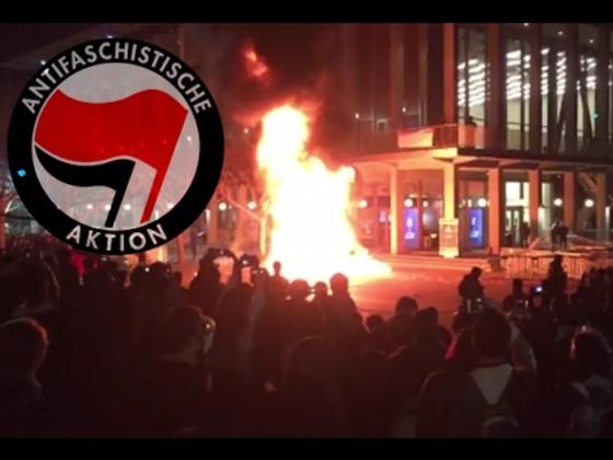 freedom watch files lawsuit vs  antifa  berkeley