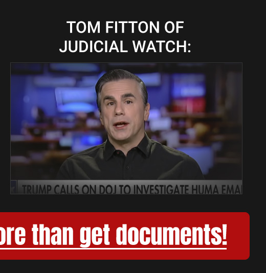 TO VIEW WHAT FREEDOM WATCH AND KLAYMAN ARE DOING TO BRING ABOUT JUSTICE GO  TO WWW.FREEDOMWATCHUSA.ORG, AS WE ARE YOUR REAL JUSTICE DEPARTMENT.